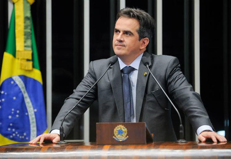 Nogueira teve o gabinete no Senado Federal e a residência em Teresina alvos de busca e apreensão da PF - Foto: Agência Senado