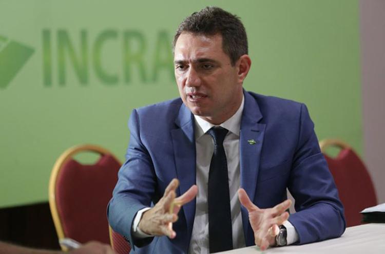 Segundo o presidente do Incra, Leonardo Góes, são 950 lotes disponíveis - Foto: Raul Spinassé l Ag. A TARDE