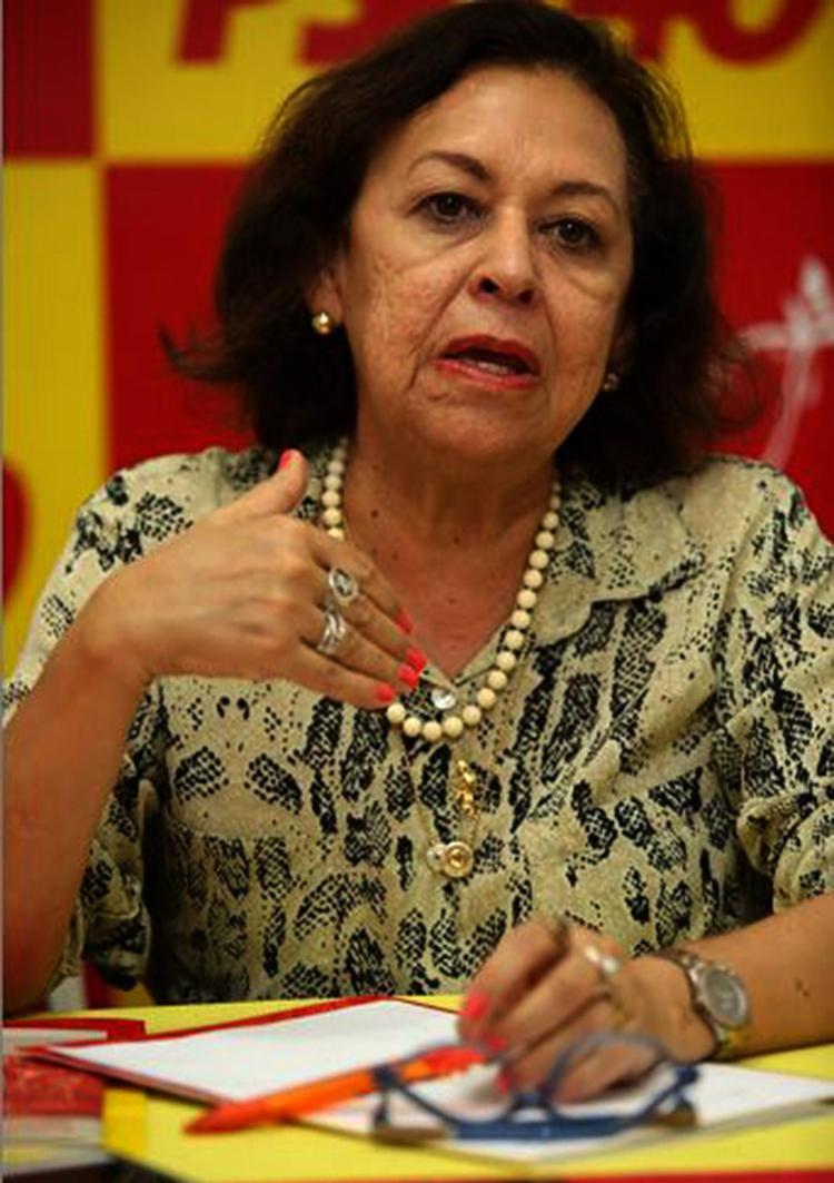 Lídice da Mata, senadora - Foto: Joá Souza l Ag. A TARDE l 11.12.2017