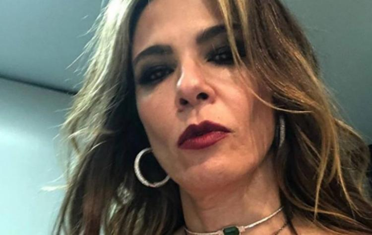 Apresentadora havia se pronunciado poucas vezes após se divorciar de Marcelo de Carvalho - Foto: Reprodução l Instagram l @lucianagimenez