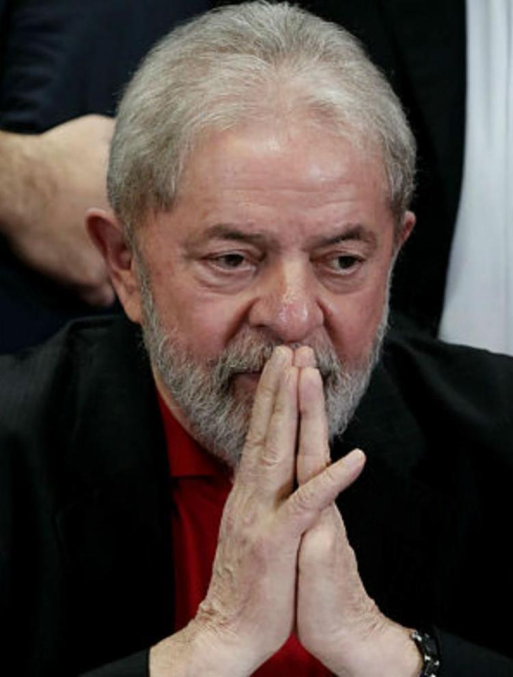 Pela regra, Lula tem direito de ver a família uma vez por semana - Foto: Miguel Shincariol | AFP