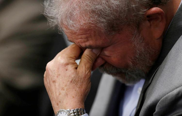 Juíza Carolina Lebbos vetou a entrada de deputados na cela do ex-presidente - Foto: Ueslei Marcelino Reuters