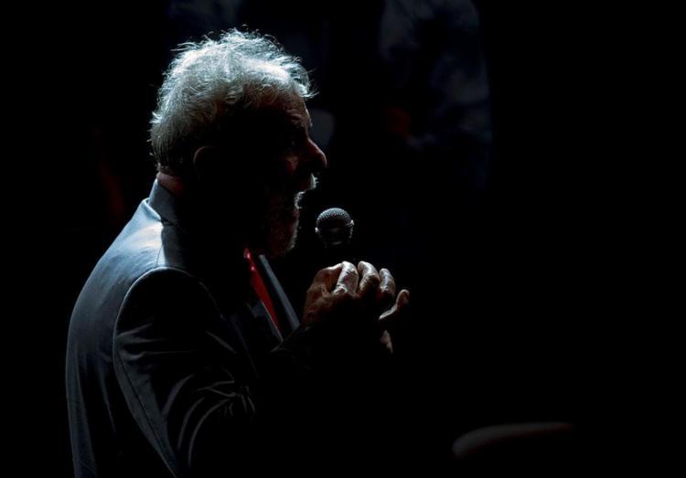 STF negou pedido de habeas corpus de Lula - Foto: Mauro Pimentel | AFP