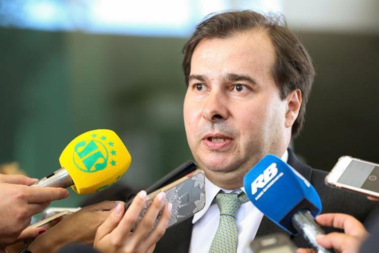 Presidente da Câmara e pré-candidato ao Planalto pede 'mais cuidado' a comandantes do Exército - Foto: Marcelo Camargo l Agência Brasil