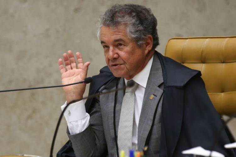 O requerimento do ministro do Supremo sobre ação movida pelo PC do B aumenta a pressão sobre a presidente da Corte, Cármen Lúcia, para rediscutir o tema - Foto: Antonio Cruz l Agência Brasil