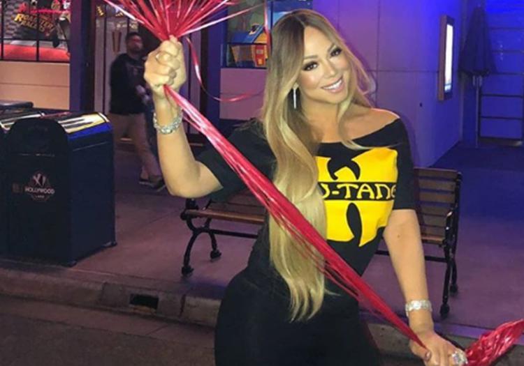 Transtorno faz com que Mariah tenha sofrido com outros problemas, como depressão e hipomania - Foto: Reprodução | Instagram