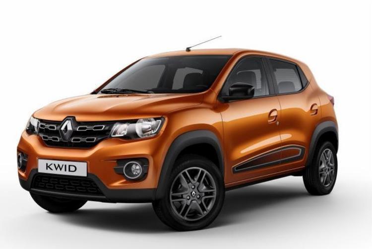 O Renault Kwid está entre os cinco mais vendidos do país - Foto: Renault | Divulgação