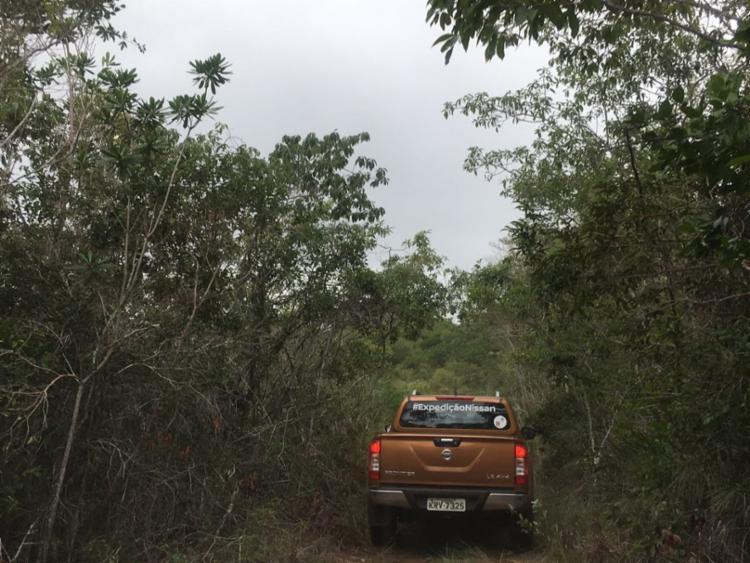 Expedição Nissan visita Serra Das Paridas - Foto: Lhays Feliciano   Ag. A TARDE