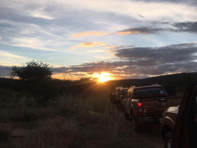 Percursso até Toca do Pepino exige aventuras off road com a picape - Foto: Lhays Feliciano | Ag. A TARDE