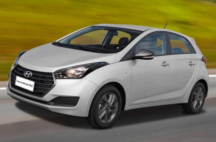 Quem adquirir o veículo também ganhará uma réplica da bola oficial da Copa - Foto: Hyundai | Divulgação