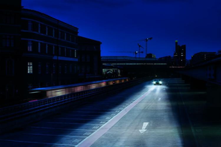 Fachos de luz podem alcançar até 600 metros