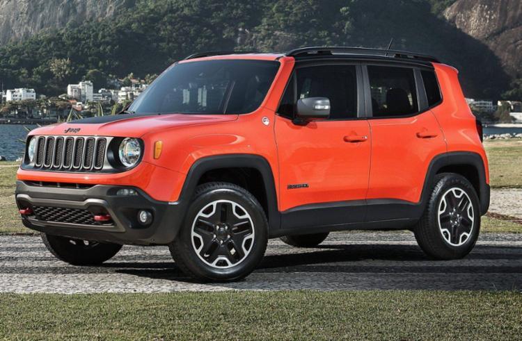 Renegade terá reduções de preços de até R$ 3 mil - Foto: Jeep | Divulgação