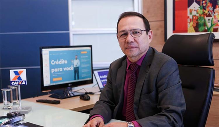 Nelson Antônio de Souza é novo presidente da instituição financeira - Foto: Rodrigo de Oliveira | Agência Caixa