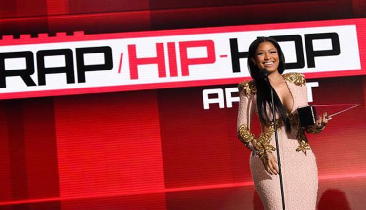Caso a apresentação venha a se confirmar, seria o primeiro show de Minaj no País - Foto: Reprodução   Facebook
