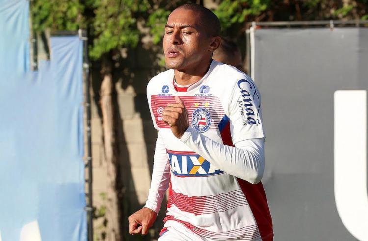 Nino Paraíba foi campeão baiano pelo Vitória em 2010 e 2013 - Foto: Felipe Oliveira l EC Bahia