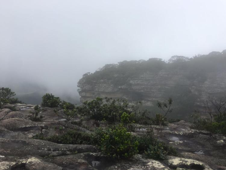 Comboio encerrou a expedição no Morro do Pai Inácio