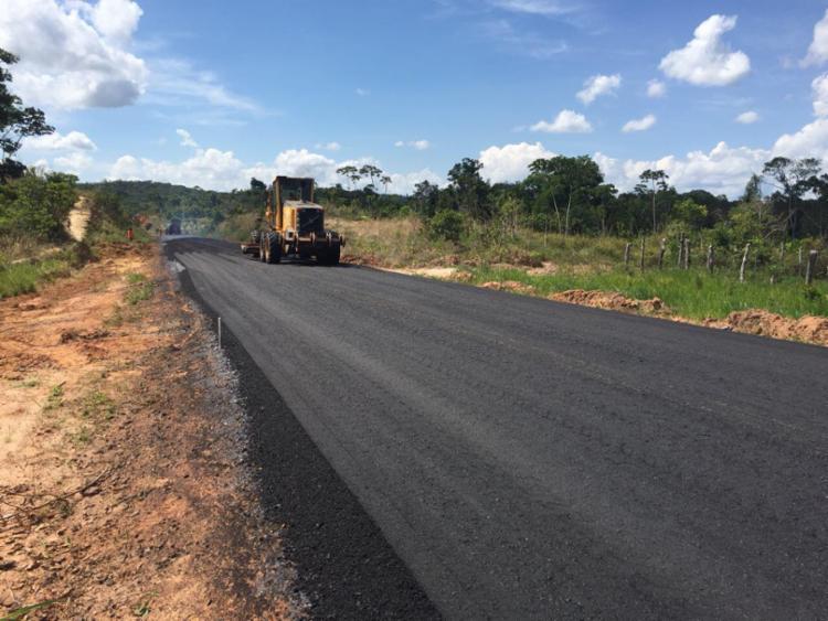 A BR-420, que liga São Félix a Maragojipe passará por recuperação em mais de 35 km de sua extensão, beneficiando 115 mil habitantes - Foto: Divulgação