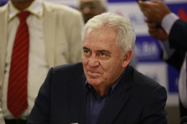 Otto Alencar, senador da Bahia e presidente estadual do Partido Social Democrático - Foto: Luciano Carcará l Ag. A TARDE