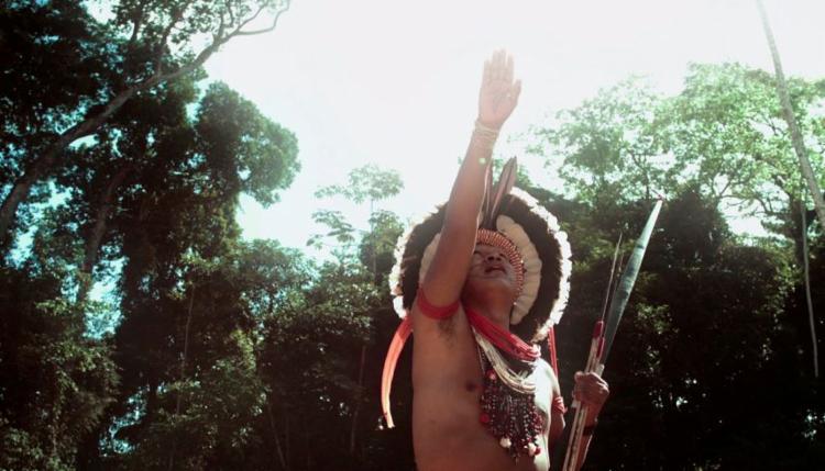 Série traz a rotina da etnia Paiter Suruí - Foto: Divulgação