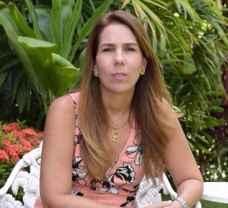 A orientadora educacional Larissa Machado vai comandar a palestra - Foto: Divulgação