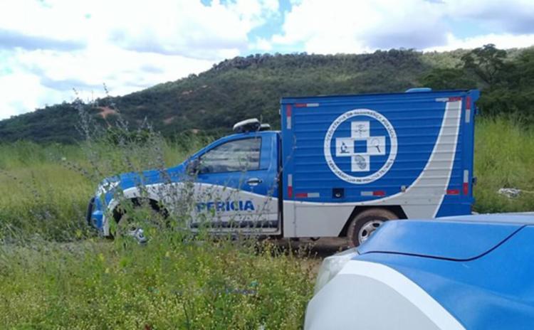 Corpo foi encaminhado para o Departamento de Polícia Técnica (DPT) - Foto: Reprodução | Blog Braga