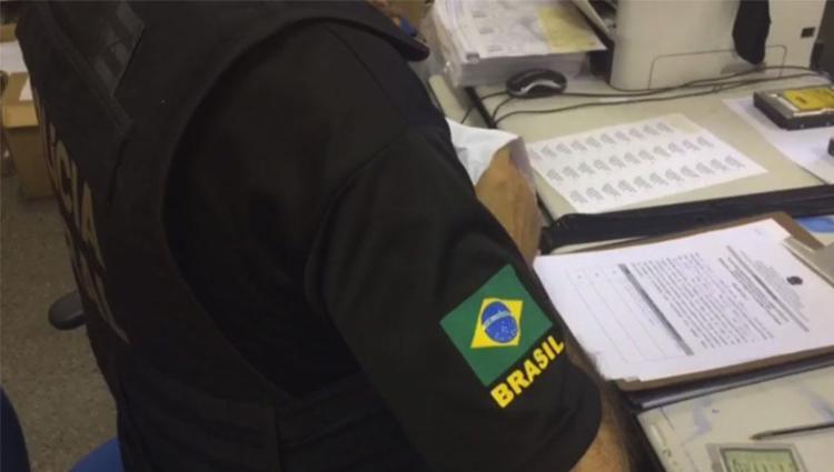 São cumpridos mandados de prisão e de busca e apreensão - Foto: Divulgação | PF