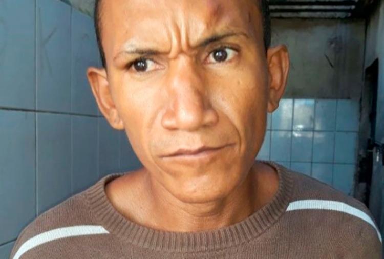 Suspeito foi identificado como Robério Santos, de 33 anos - Foto: Reprodução   Radar64