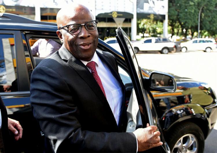 Joaquim Barbosa, ainda em dúvida, pode sair pelo PSB - Foto: Evaristo Sá   AFP Photo