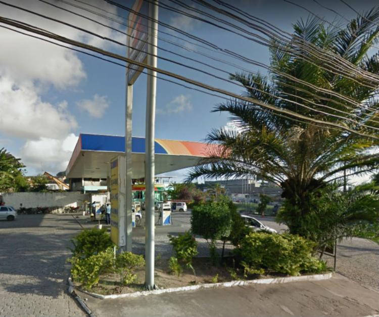 Crime ocorreu na avenida Aliomar Baleeiro - Foto: Reprodução | Google Maps
