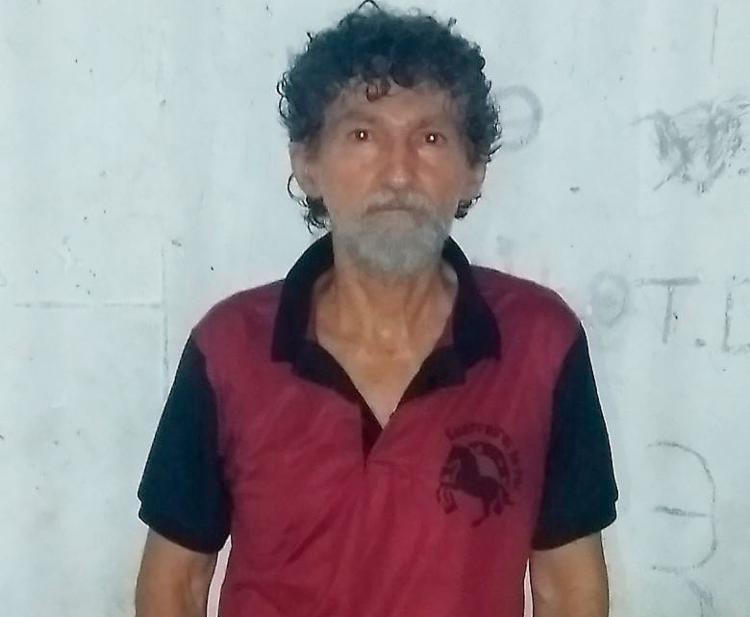 Suspeito foi capturado em um apartamento no Itaigara depois de denúncia anônima - Foto: Divulgação   SSP-BA