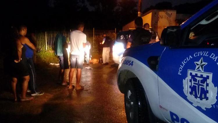 Ramon residia em Periperi há dois meses - Foto: Andrezza Moura l Ag. A TARDE