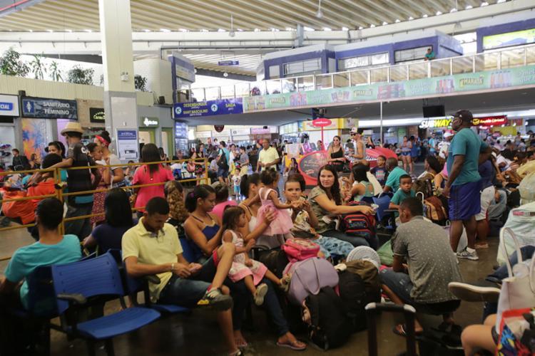 Previsão da Agerba é que movimento comece desde a sexta-feira, 27 - Foto: Margarida Neide