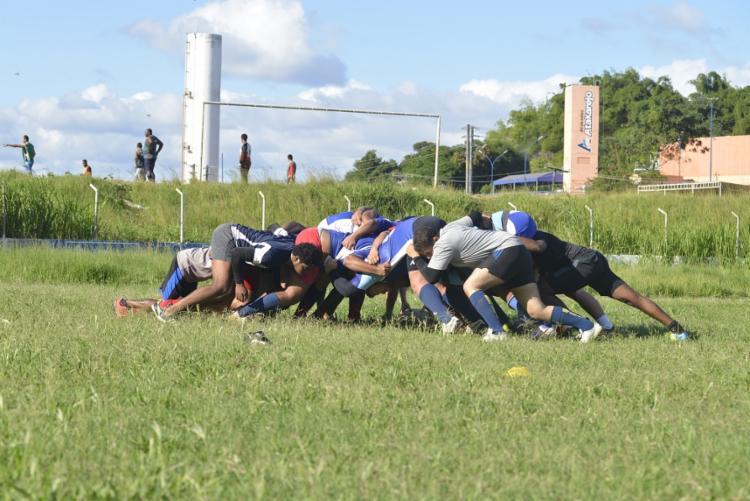Na Bahia, há oito times masculinos e quatro femininos da modalidade - Foto: Shirley Stolze / Ag. A TARDE