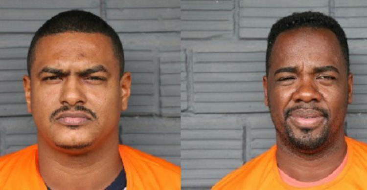 Edson Silva e Cléber Santo foram encontrados em um apartamento em São Paulo - Foto: Alberto Maraux | SSP