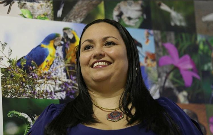 A promotora Luciana Khoury coordena o Núcleo de Defesa da Bacia do São Francisco (Nusf) - Foto: Adilton Venegeroles /Ag. A TARDE