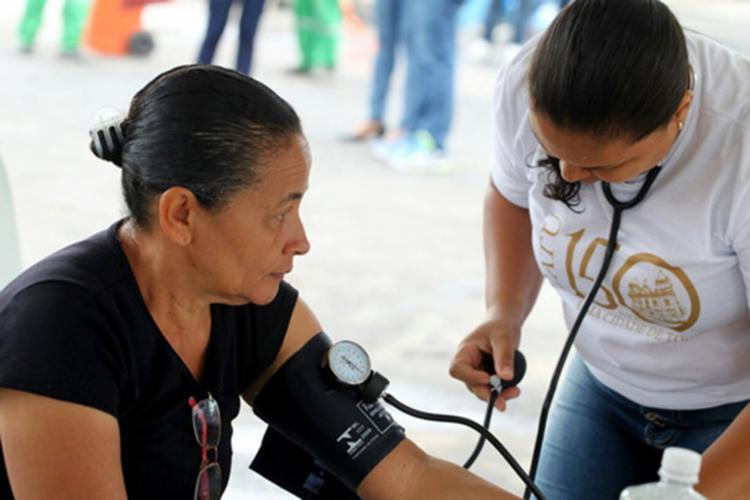 São oferecidos exames de mamografia; ultrassonografia e ginecologia/preventivo - Foto: Elói Corrêa | Governo da Bahia
