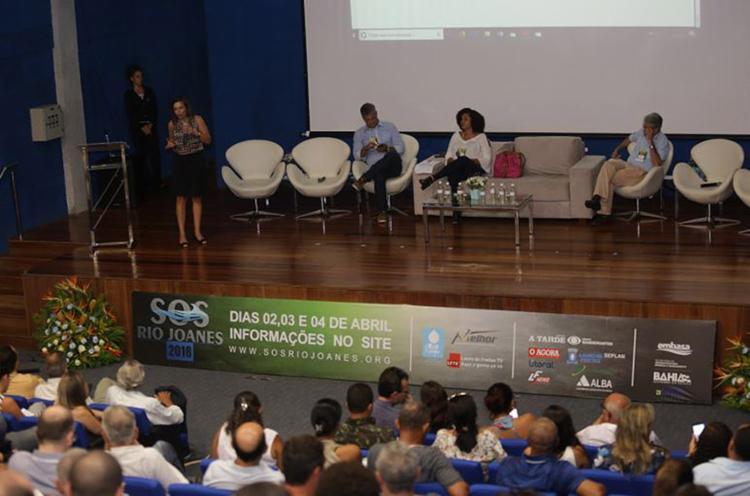 Seminário concluído elaborou um documento reunindo propostas sobre recursos hídricos - Foto: Alessandra Lori l Ag. A TARDE