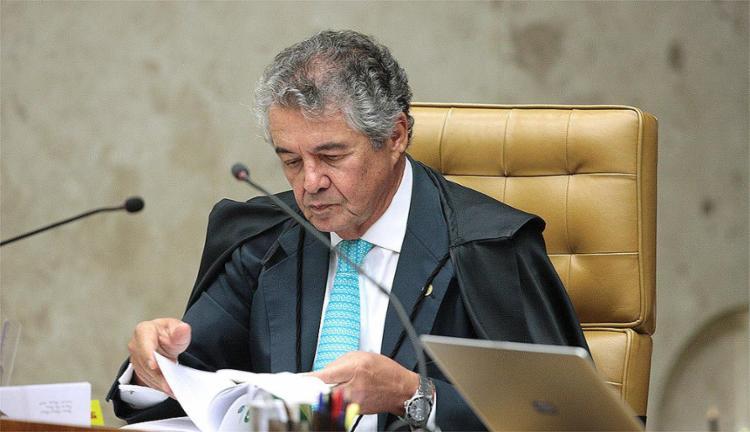 Ministro atender ao pedido do PEN e suspendeu por cinco dias a tramitação da ação - Foto: Carlos Moura l SCO l STF