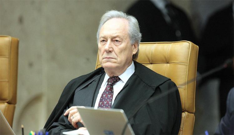 Lewandowski tinha autorização que o ex-presidente concedesse entrevista da prisão - Foto: Carlos Moura l SCO l STF