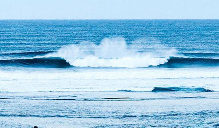 Decisão da WSL foi tomada como medida de segurança aos surfistas - Foto: Dunbar l WSL