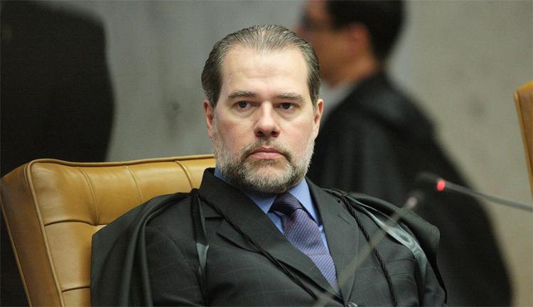 Ministro assumiu a Presidência da República e sancionou a lei nesta segunda-feira - Foto: Carlos Moura l SCO l STF