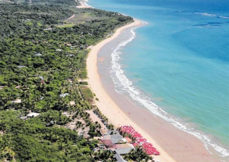 Praia dos Nativos é uma das muitas opções do litoral - Foto: Divulgação