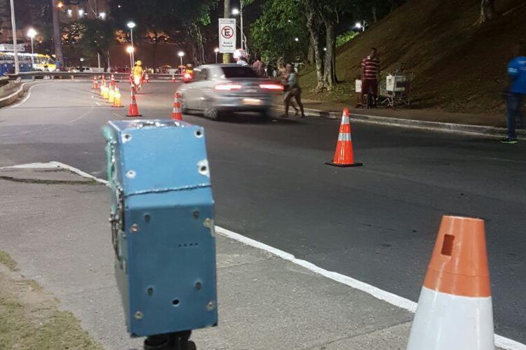 O equipamento vai avaliar o comportamento dos motoristas - Foto: Divulgação | Transalvador