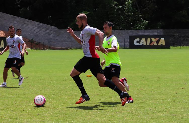 Correia cometeu pênalti que quase custou rebaixamento do Leão em 2017 - Foto: Maurícia da Matta l EC Vitória