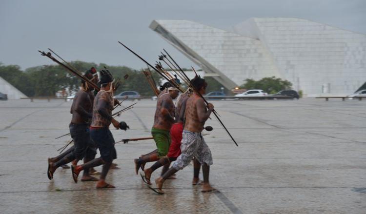 Campanha abrange 1.012 comunidades e 138 etnias indígenas - Foto: Valter Campanato | Agência Brasil