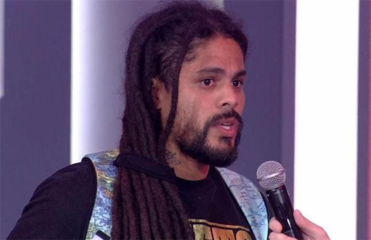 Viegas fez um discurso politizado com fala