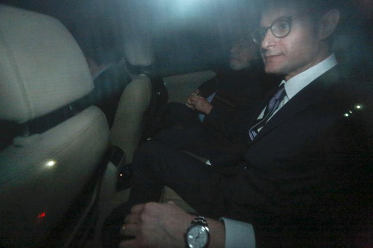 Zanin afirmou que os comentários ofensivos indicam um atentado - Foto: Miguel Schincariol l AFP