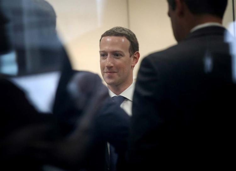 Zuckerberg dará depoimento à Comissão de Energia e Comércio da Câmara de Representantes - Foto: AFP