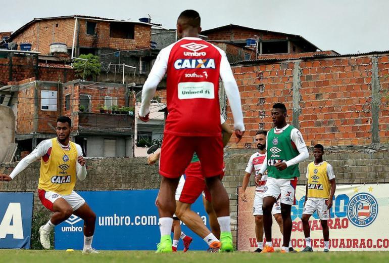 Bahia não coloca força máxima para 1º jogo das quartas de final | Felipe Oliveira l EC Bahia