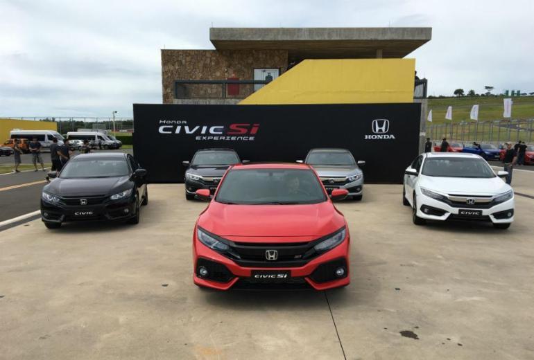 Novo Honda Civic Si chega com 208 cv e muito mais torque   Guilherme Magna   A TARDE SP